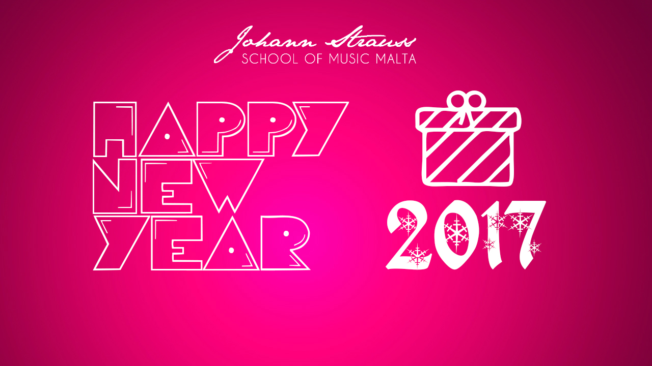 Happy Musical Year 2017 - Malta School of Music